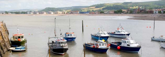 minehead-harbour